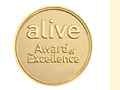 Alive Magazine Award